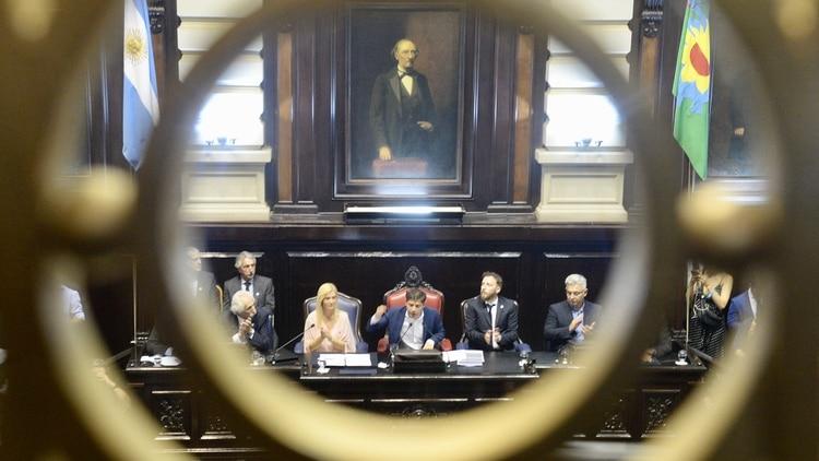 Axel Kicillof destacó el acuerdo con los gremios docentes y el inicio de las clases en la provincia de Buenos Aires (Aglaplata)
