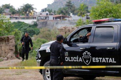 La dependencia reveló que bolsas de plástico contenían los restos de cuatro sujetos del sexo masculino (Foto: EFE/Francisco Guasco/Archivo)