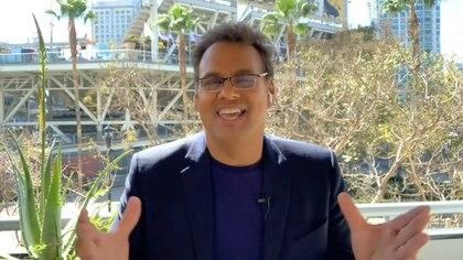 Así fue la primera colaboración de David Faitelson con Jorge Campos para TV Azteca
