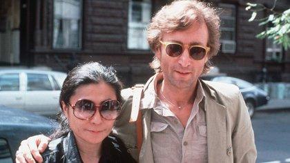 Yoko era la que llevaba los negocios de la pareja (AP)