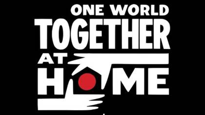 """One World Together at Home"" se transmitirá a todo el mundo el 18 de abril"