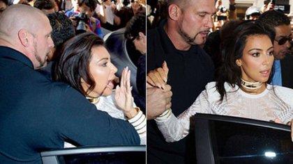 Pascal Duvier no estaba con Kim Kardashian en el momento del robo en París