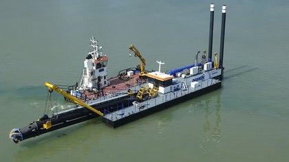Damen es una compañía holandesa que opera 36 astilleros propios