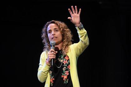 Ornella Medeiro, invitó a los jóvenes a que cada uno encuentre su pasión