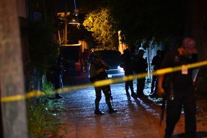 Una fiesta en Minatitlán se convirtió en una masacre (FOTO: ÁNGEL HERNÁNDEZ /CUARTOSCURO.COM)