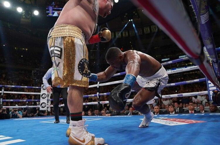 La pelea será este sábado 7 de diciembre a las 16:00 horas, tiempo de México (Foto: AFP)