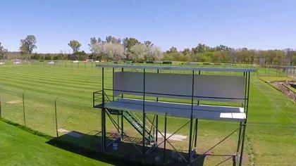 Las instalaciones del River Camp se modernizaron en el último tiempo