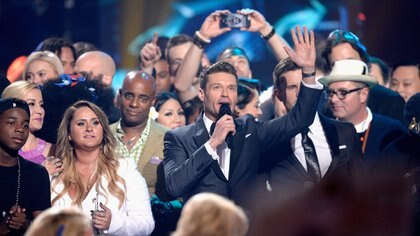 Ryan Seacrest, estrella de E! (Getty Images)