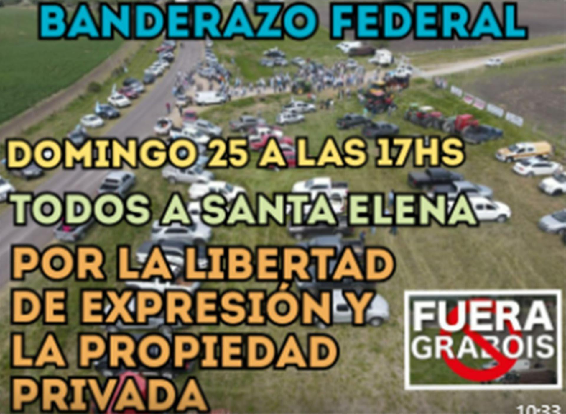 Entre Ríos Etchevehere Grabois Campo Usurpación Litigio SF