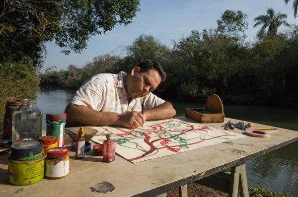 El artista visual Andrés Paredes, en Misiones (Episodio 2 de la Temporada 1)