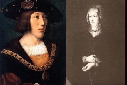 El romance entre nieto (Carlos V) y abuela (Germana de Foix) fue mantenido en la mayor clandestinidad posible, pero dejó secuelas...