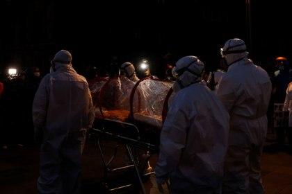 El Imco encontró presuntas irregularidades en la administración federal respecto a compras de emergencia para el combate al COVID-19 (Foto: Reuters / Carlos Jasso)