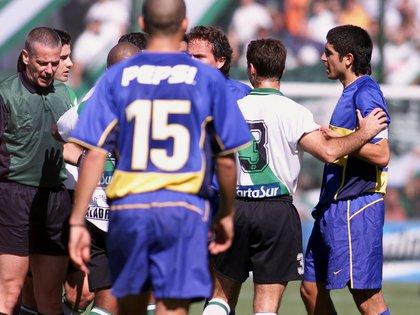 La historia jamás contada del día en el que el ex árbitro Madorrán ...