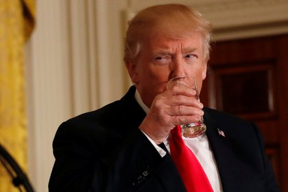 Trump anunció el 8 de marzo aranceles del 25% al acero y 10% al aluminio