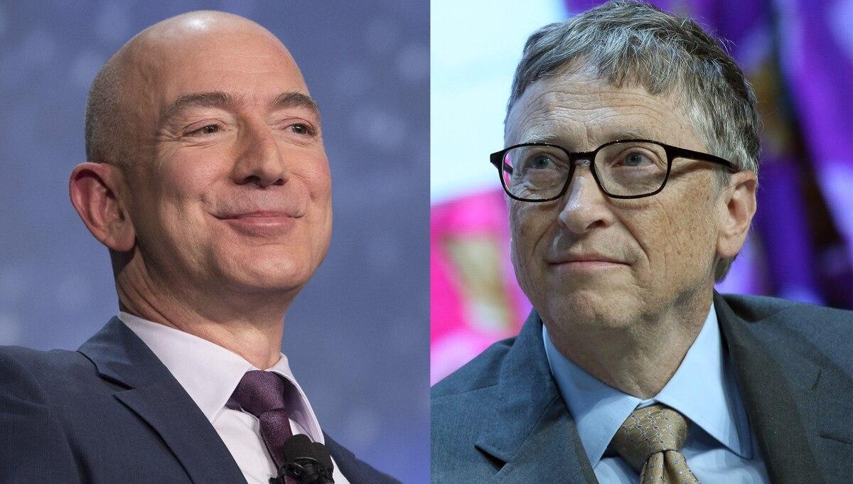 Bill Gates superó a Jeff Bezos y recuperó el título de la persona más rica del mundo