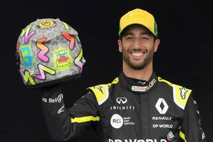 Daniel Ricciardo llega a McLaren en reemplazo de Sainz - REUTERS/Tracey Nearmy/File Photo