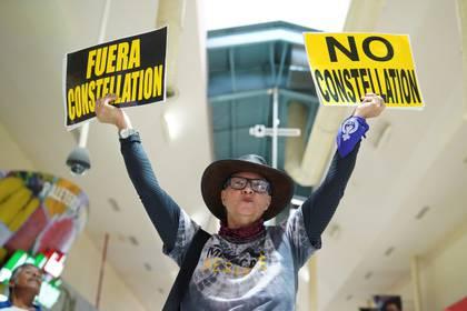Para Hoyos, la decisión de haber cancelado la planta cervera de Constellation Brands en Mexicali ahuyentará la inversión extranjera. (Foto: Victor Medina/Reuters)