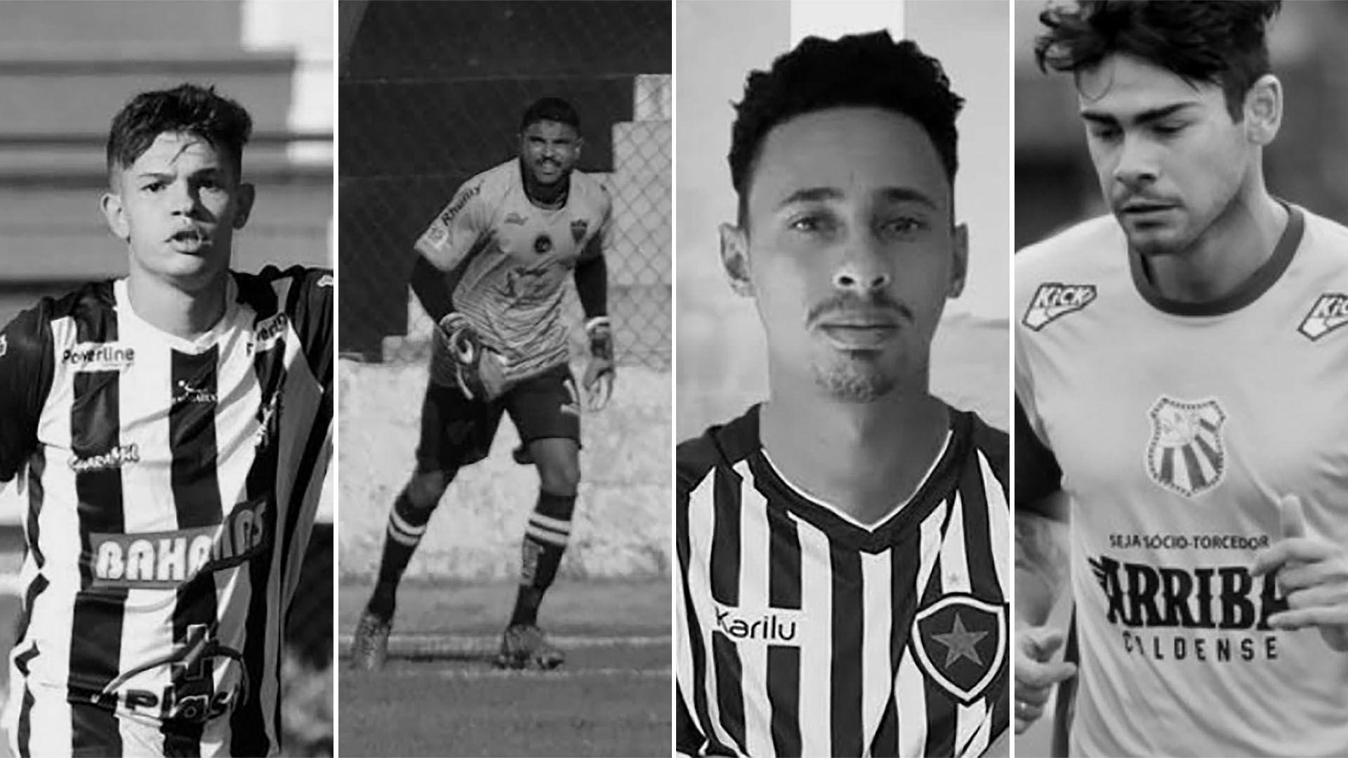 accidente aéreo brasil Palmas fútbol