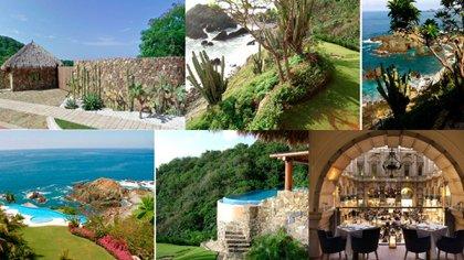 El ex director de Pemex posee lujosas residencias en distintas partes del mundo (Fotos: archivo)