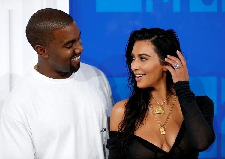 Kim Kardashian y Kanye West tienen una fortuna estimada en USD 355 milones