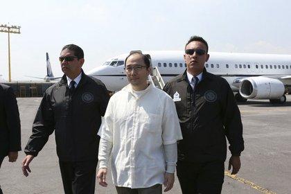 """Zhenli Ye Gon fue extraditado a México y puesto a disposición de un juez en el Centro Federal de Readaptación Social número uno, conocido como el """"Altiplano"""" (Foto: Cuartoscuro)"""