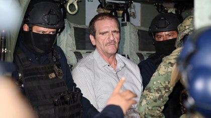 """El """"Güero"""" Palma podría quedar fuera de la cárcel apenas se corrobore que no se le persigue en México y EEUU (Foto: AFP)"""