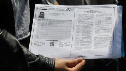 Los resultados de la prueba serán publicados en la Gaceta Electrónica de Resultados de la página de la Comipems el 24 de junio. (Foto: Cuartoscuro)