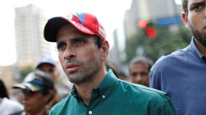 El líder opositor Henrique Capriles fue inhabilitado por el chavismo
