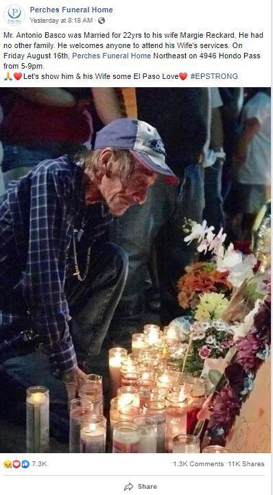Foto: Facebook Perches Funeral Home