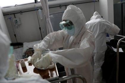 El protocolo de salud es encabezado por el Gobierno de la CDMX. (Foto: Reuters)