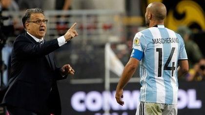Martino habló de su paso por la Selección argentina - EFE/Juan Carlos Cárdenas