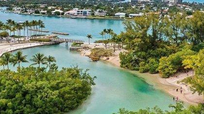 """Conocido como el """"Primer destino resort de America®"""" (Crédito: Prensa The Palm Beaches)"""