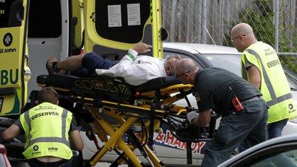 La masacre del 15 de marzo de 2019 en Nueva Zelanda dejó al menos 50 muertos (AP Photo/Mark Baker)