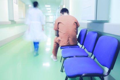 El delirio fue el sexto síntoma más común (Shutterstock)