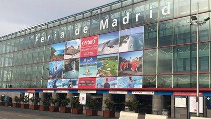 La Feria Internacional de Turismo comienza hoy y termina el domingo (Foto: Fitur)