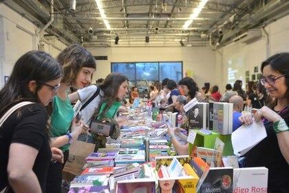 La Feria del Libro Feminista se desarrollará el domingo 15 en  Santos Dumont 4040, barrio de Chacarita