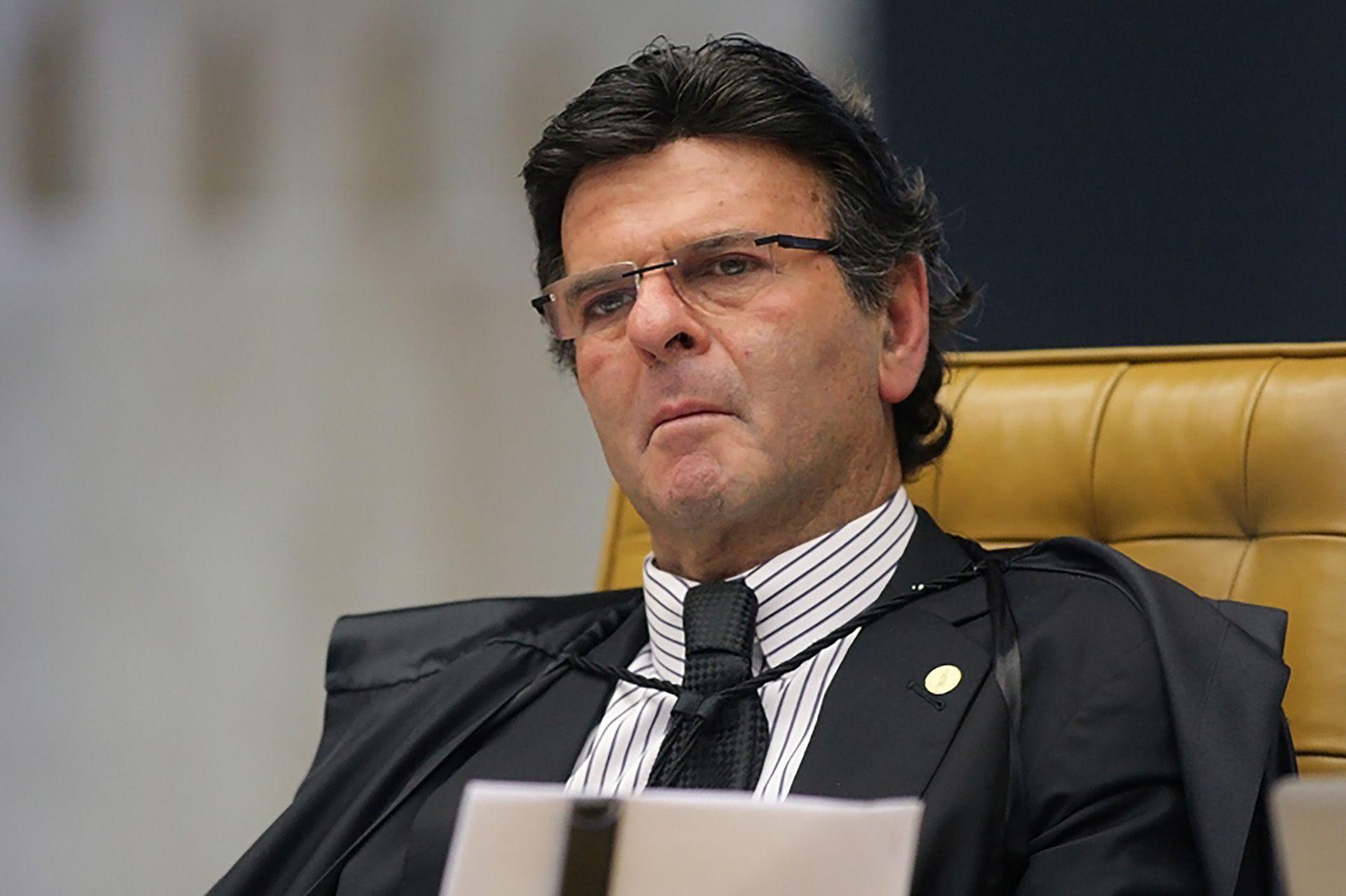 Luiz Fux.