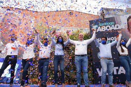 Santiago Taboada busca la alcaldía Benito Juárez en la contienda electoral del 2021 (Foto: PAN)