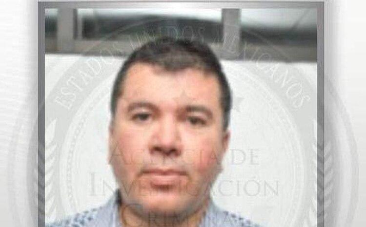 Abigael González, detenido en México en 2015 (Foto: Gobierno de México)
