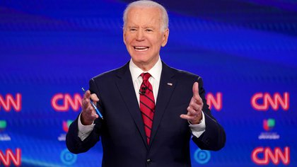 Joe Biden. REUTERS/Kevin Lamarque     TPX IMAGES OF THE DAY