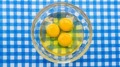 El huevo es uno de los alimentos que más saciedad producen (iStock)