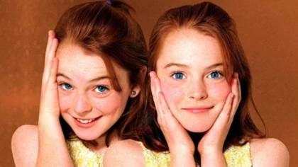 """Lindsay Lohan en """"Juego de gemelas"""""""