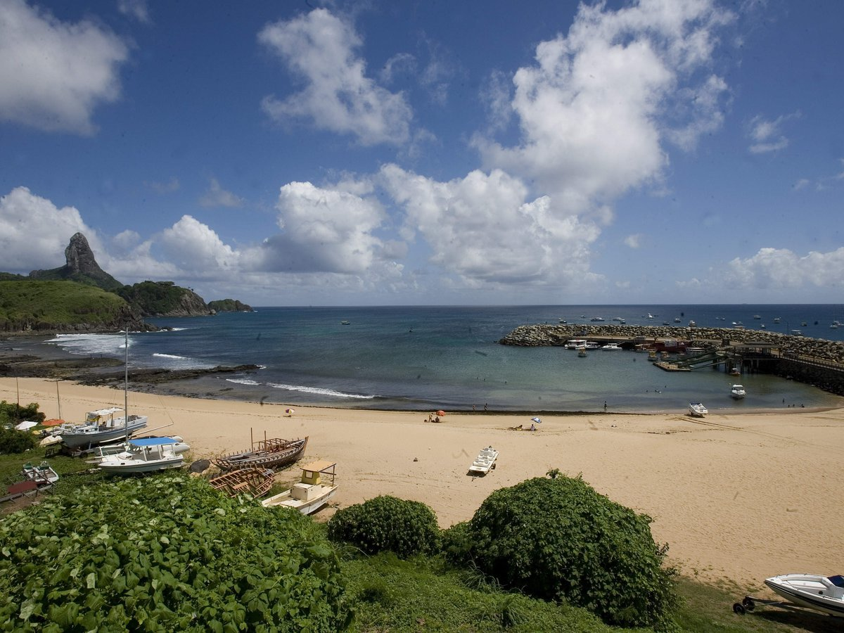 Paradisiaco archipiélago brasileño permitirá turistas curados de COVID-19 -  Infobae