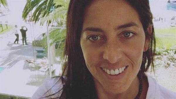 Mariana Triaca, hermana del ministro de Trabajo