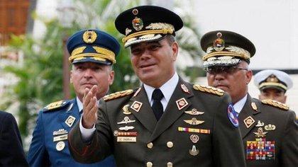 Vladimir Padrino López, ministro del Poder Popular para la Defensa y generalísimo de Venezuela (AP)