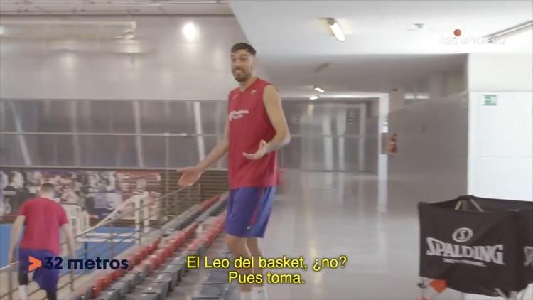Sus compañeros de equipo compararon a Leandro Bolmaro con Lionel Messi
