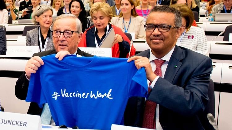 En la reciente cumbre de vacunas de Bruselas se reivindicó su aplicación