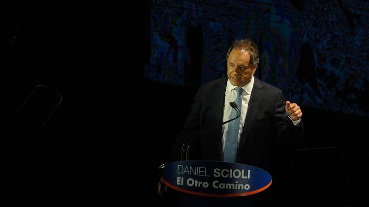 El gobernador emitió duras críticas contra el gobierno de Mauricio Macri