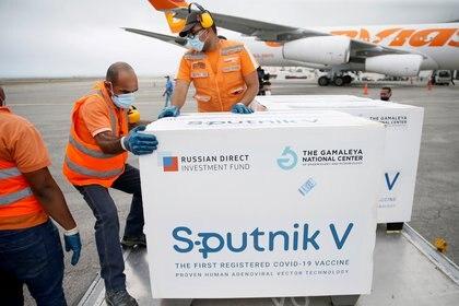 Jesús Ortega tiene la intención de traer 10 millones de vacunas Sputnik V a México mediante la iniciativa privada (Foto: Manaure Quintero/REUTERS)
