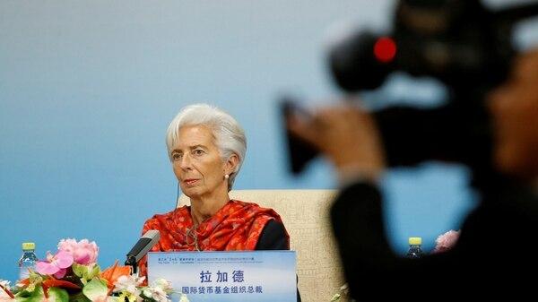 Christina Lagarde dialogó con Infobae